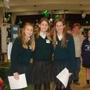 Some of our Student Council Members celebrating Catholic School's Week